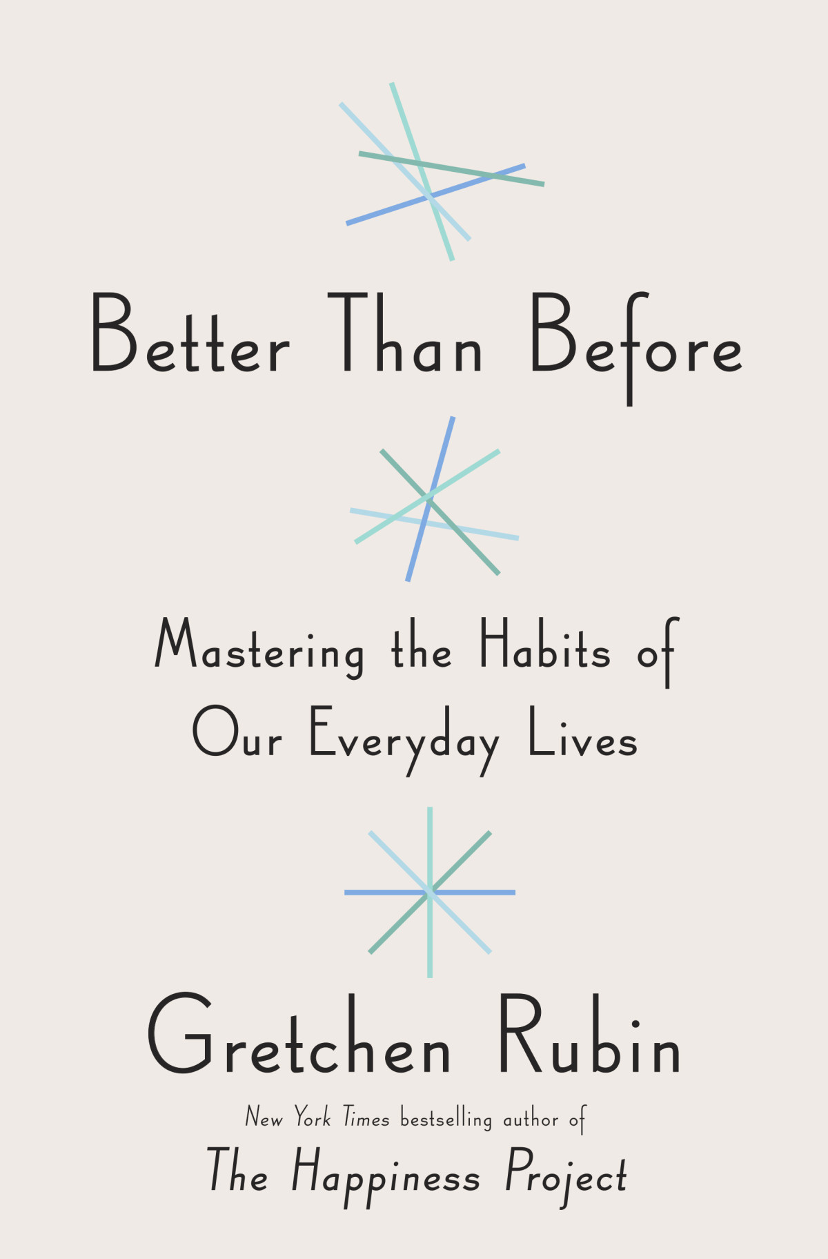 Better Than Before Habits Book Cover